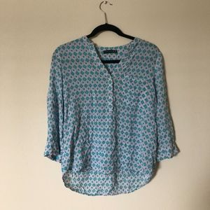 Primark patterned blouse